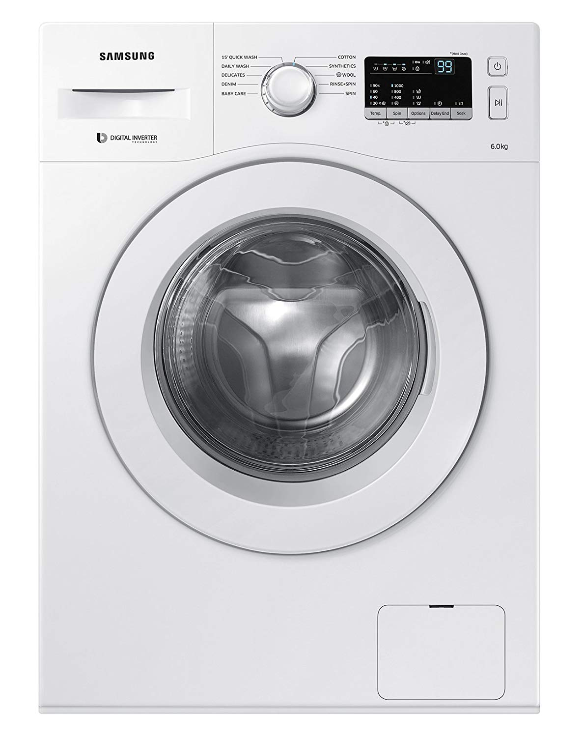 best front load washing machine India