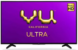 Vu 43 Inches Full HD Ultra Android LED TV