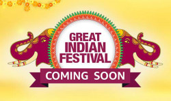 With Best Deals and Offers Amazon Great Indian Festival Sale 2020 Coming Soon