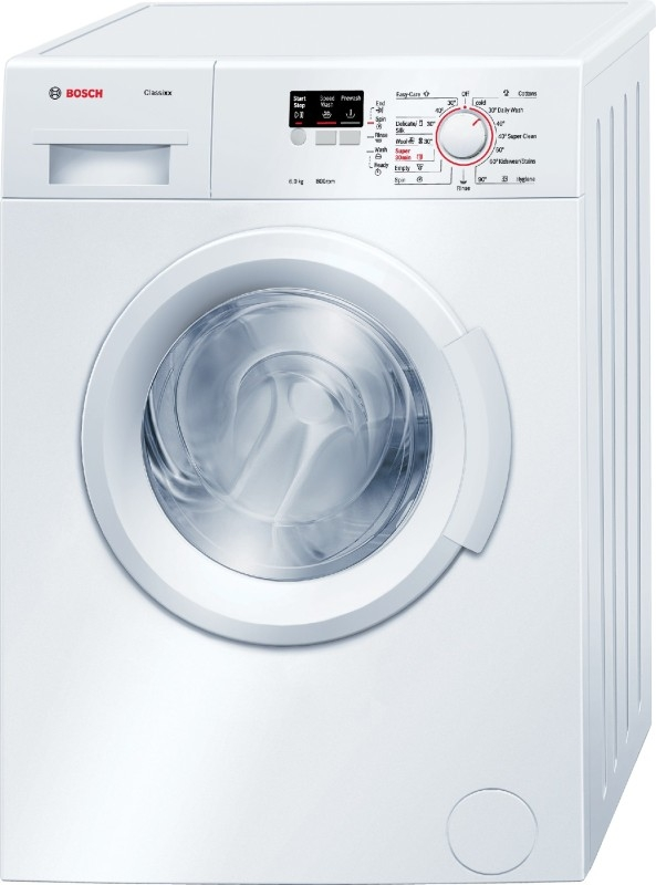 Bosch 6 kg WAB16060IN Fully-Automatic Front Loading Washing Machine