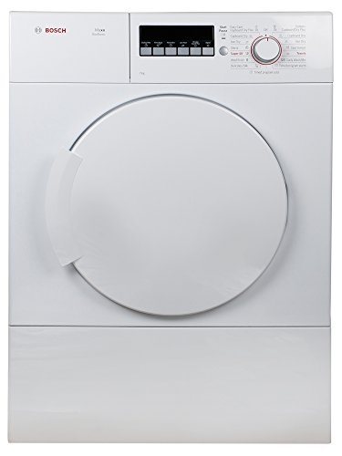 Bosch 7 kg Dryer (WTA76200IN, White)