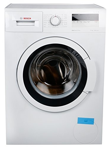 Bosch 7.5 kg Fully-Automatic Front Loading Washing Machine (WAT24165IN, White)