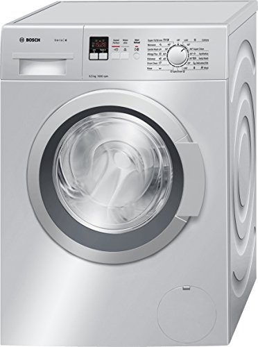 Bosch WAK20167IN Fully-automatic Front-loading Washing Machine (6.5 Kg, Silver)