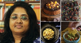 Indulge in Delicious Vegetarian Cuisine With Aparna Balasubramanian of My Diverse Kitchen