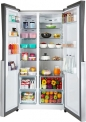 Haier HRF 618 SS Side By Side Refrigerator Review