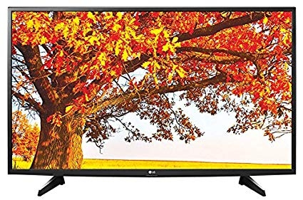 LG 43LH516A 108 cm (43 inches) Full HD LED Ips TV (Black)