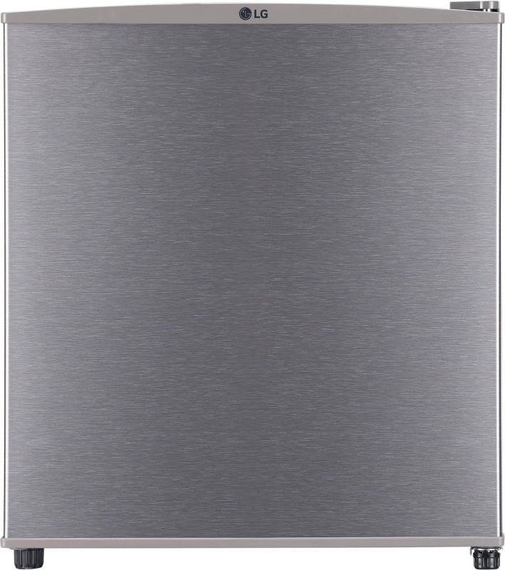 LG 45 L 1 Star Direct-Cool Single-Door Refrigerator (GL-B051RDSU, Dazzle Steel)