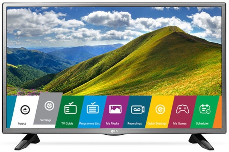 LG 80 cm (32 inches) 32LJ523D HD Ready IPS LED TV