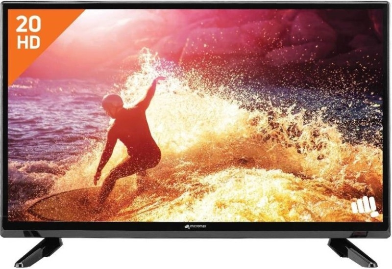 Micromax 50 cm (20 inches) 20A8100HD HD Ready LED TV
