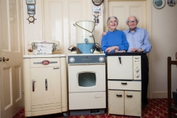 Meet The Couple Who Has Been Using The Same Appliances Since 1950s