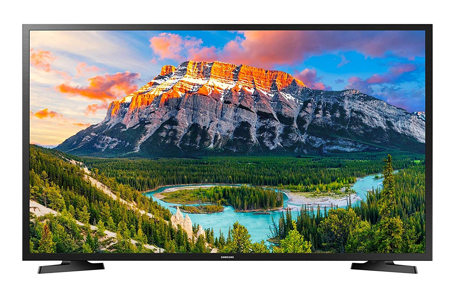 Samsung 123 cm (49 inches) 5 Series UA49N5100AR Full HD LED TV (Black)
