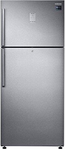 Samsung 551 L 3 Star Frost-free Double Door Refrigerator (RT56K6378SL, Easy Clean Steel, Inverter Compressor)