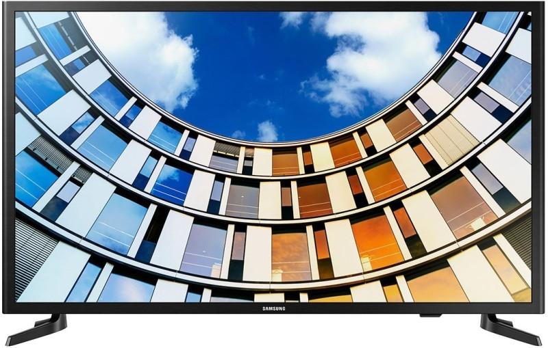 Samsung 123 cm (49 inches) Series 5 49M5100 Full HD LED TV (Gloss Black)