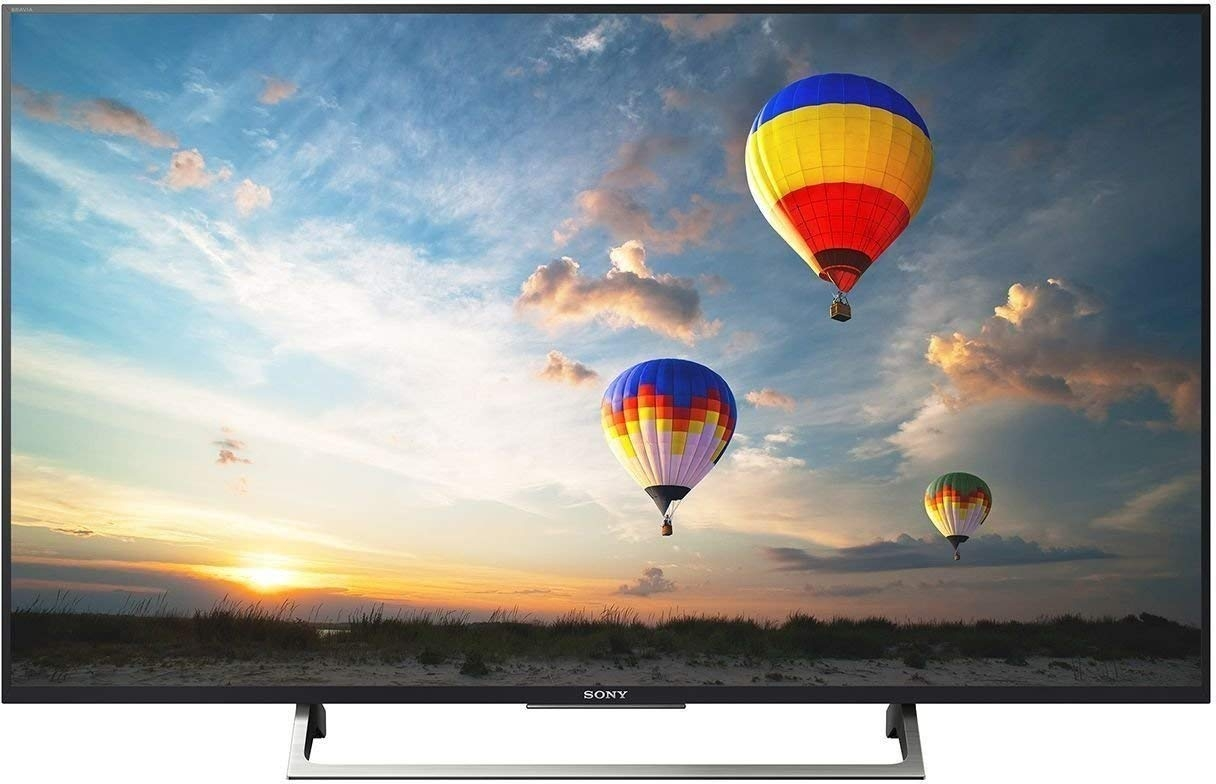 Sony 123.2 cm (49 inches) Bravia KD-49X8200E 4K UHD LED Android Smart TV
