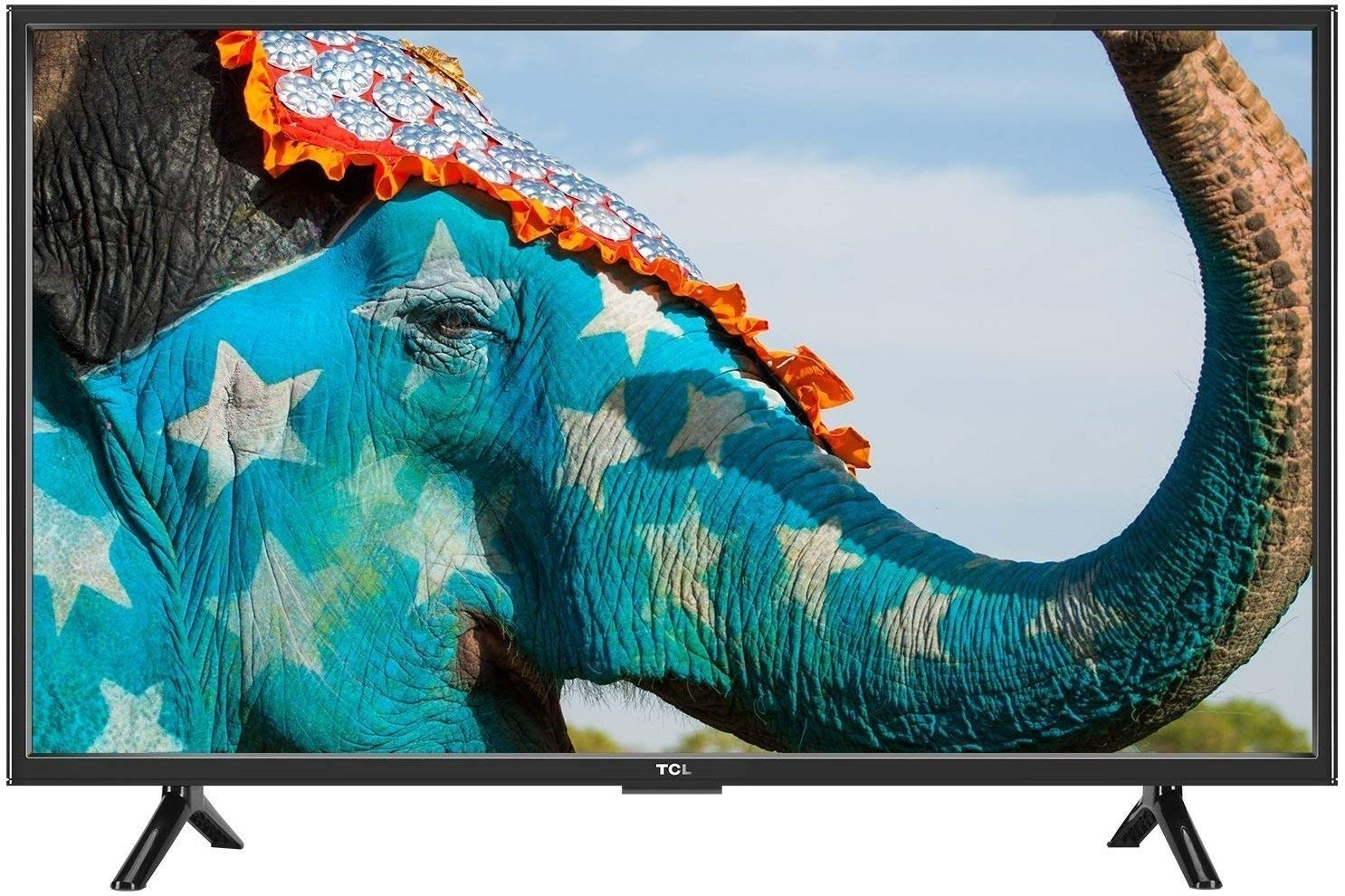 TCL 80 cm (32 inches) 32S62S HD Smart LED TV (Black)