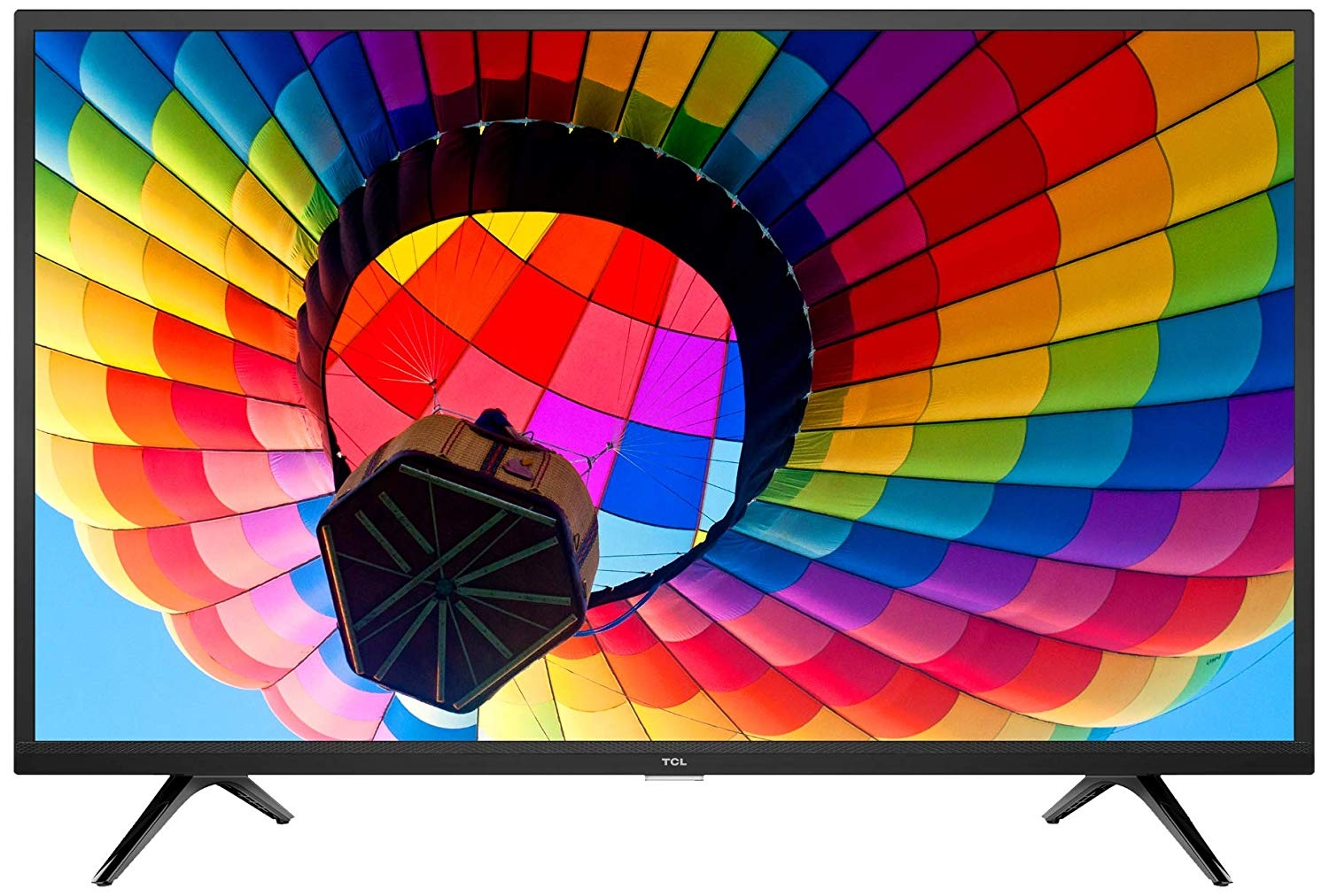 TCL 81.3 cm (32 inches) 32D3000 HD Ready LED TV (Black)