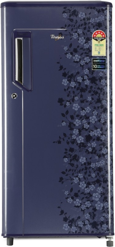 Whirlpool 185 L 5 Star Direct-Cool Single Door Refrigerator (200 IM Powercool PRM 5S, Sapphire Exotica)