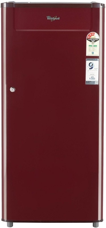 Whirlpool 190 L 3 Star Direct-Cool Single-Door Refrigerator (205 GENIUS CLS 3S Wine Alpha-E,Wine Alpha)