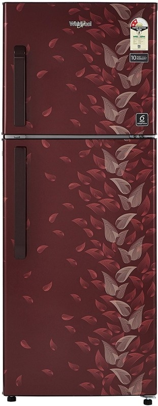 Whirlpool 190 L 3 Star Direct-Cool Single-Door Refrigerator (WDE 205 3S CLS Plus, Wine Fiesta)
