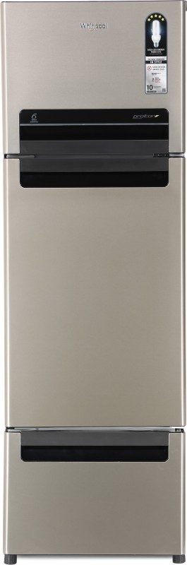 Whirlpool 260 L Frost-Free Multi-Door Refrigerator (FP 283D Protton Roy, Sunset Bronze)